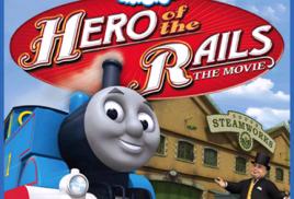 ПАРОВОЗИК ТОМАС И ЕГО ДРУЗЬЯ:hero of the rails