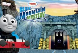 ПАРОВОЗИК ТОМАС И ЕГО ДРУЗЬЯ: тайна синей горы