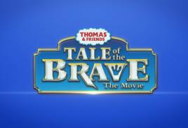 ПАРОВОЗИК ТОМАС И ЕГО ДРУЗЬЯ: Tale of the brave